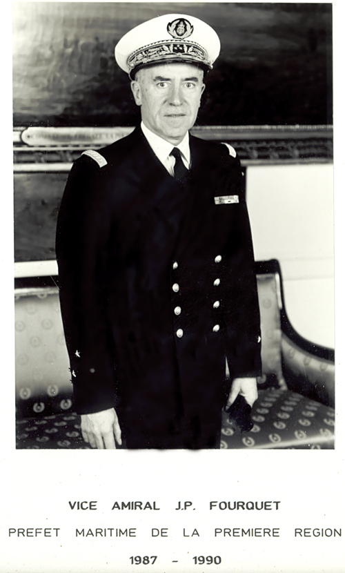 Vice-amiral J.P. Fourquet 1987-1990 (photo : marine nationale)